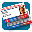 Emergency Contact Data Member Photo ID Cards provide medical record access to EMS and ER Staff.