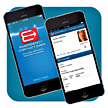 The Emergency Contact Data mobile app for Android and Apple phones and tablets provides immediate access to your personal medical health records.
