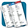 Members can easily print their personal health record and have it available in case of an emergency.